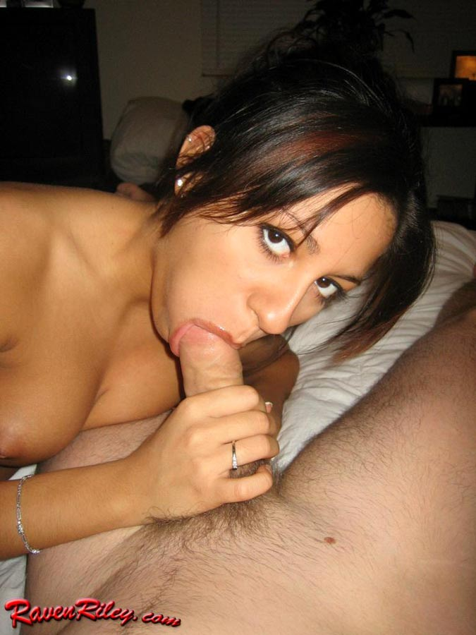 Raven Riley Blow Job Bilder