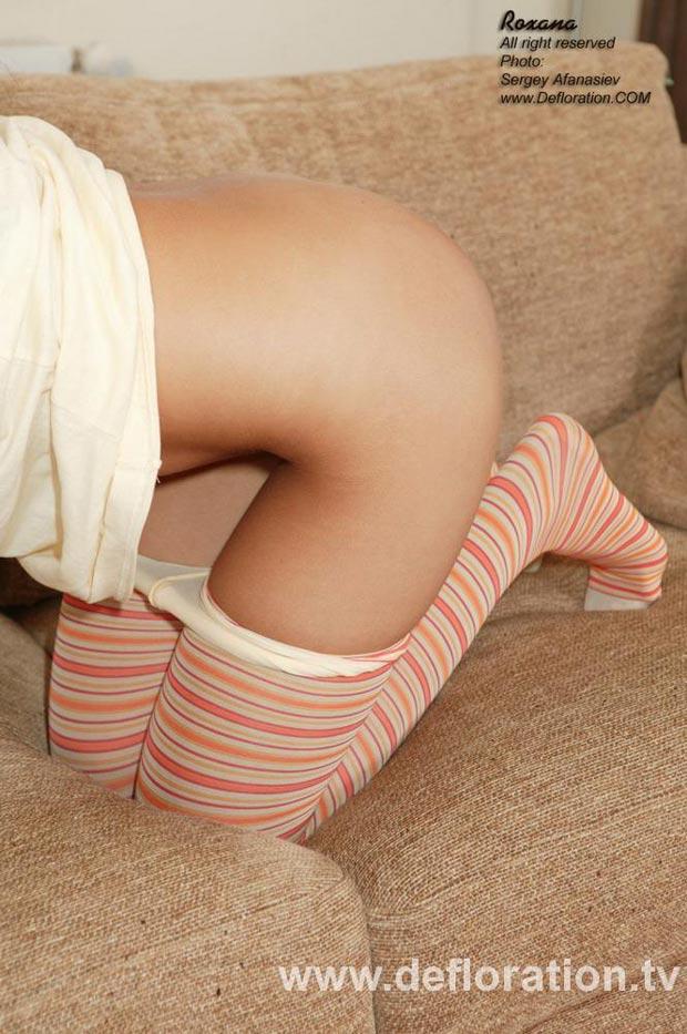 Videos watch her lose her virginity registred